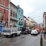 guanajuato, downtown, colonial mexico, colonial cities