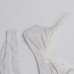 underwear, basics, light gray, bralette, oysho