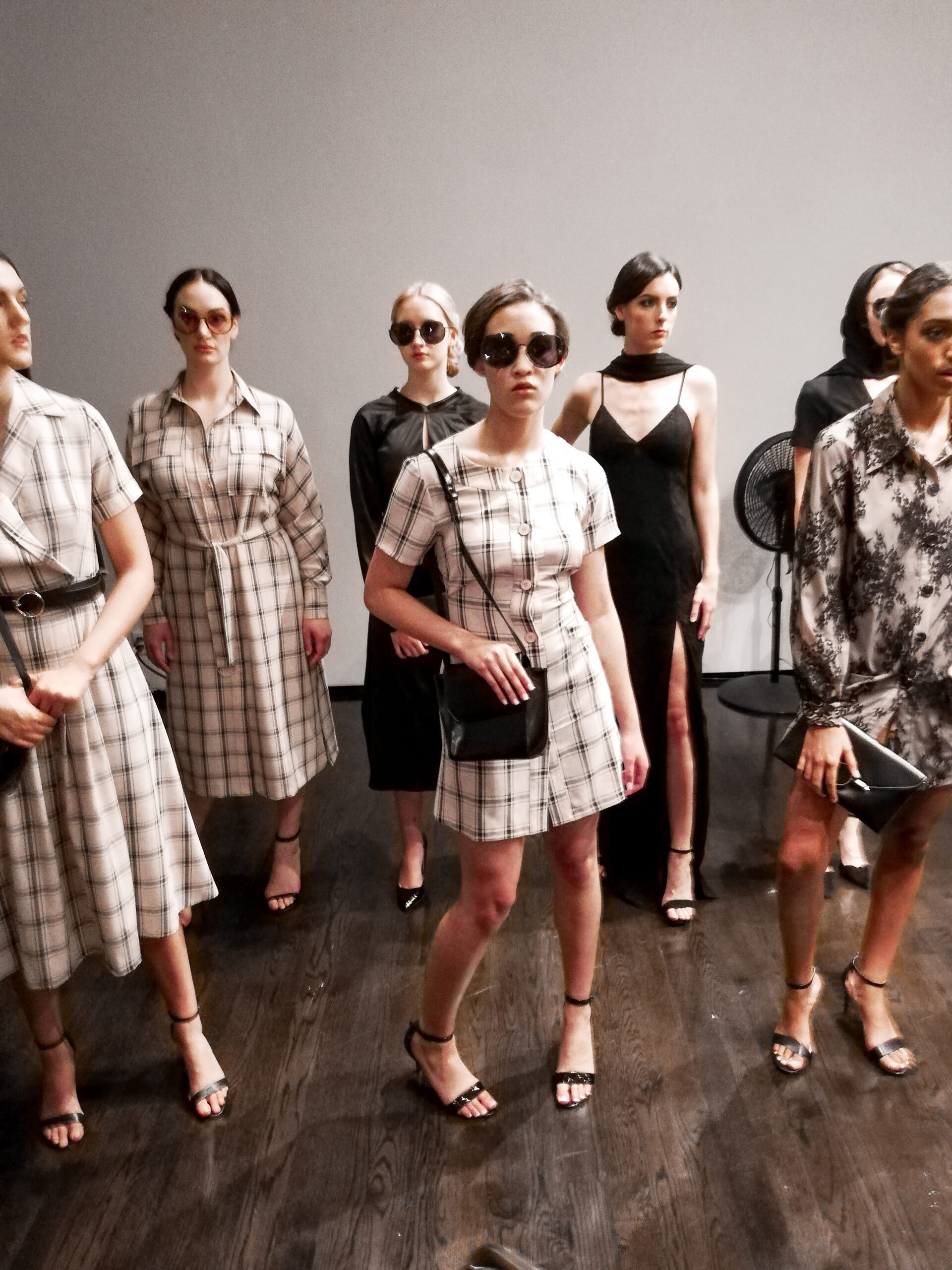 negris lebrum, nyfw, spring 2020, fashion week, texan designers, houston designers,