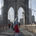 nyc, dumbo, instagrammable places, iconic places, nyc, brooklyn bridge, picture ideas