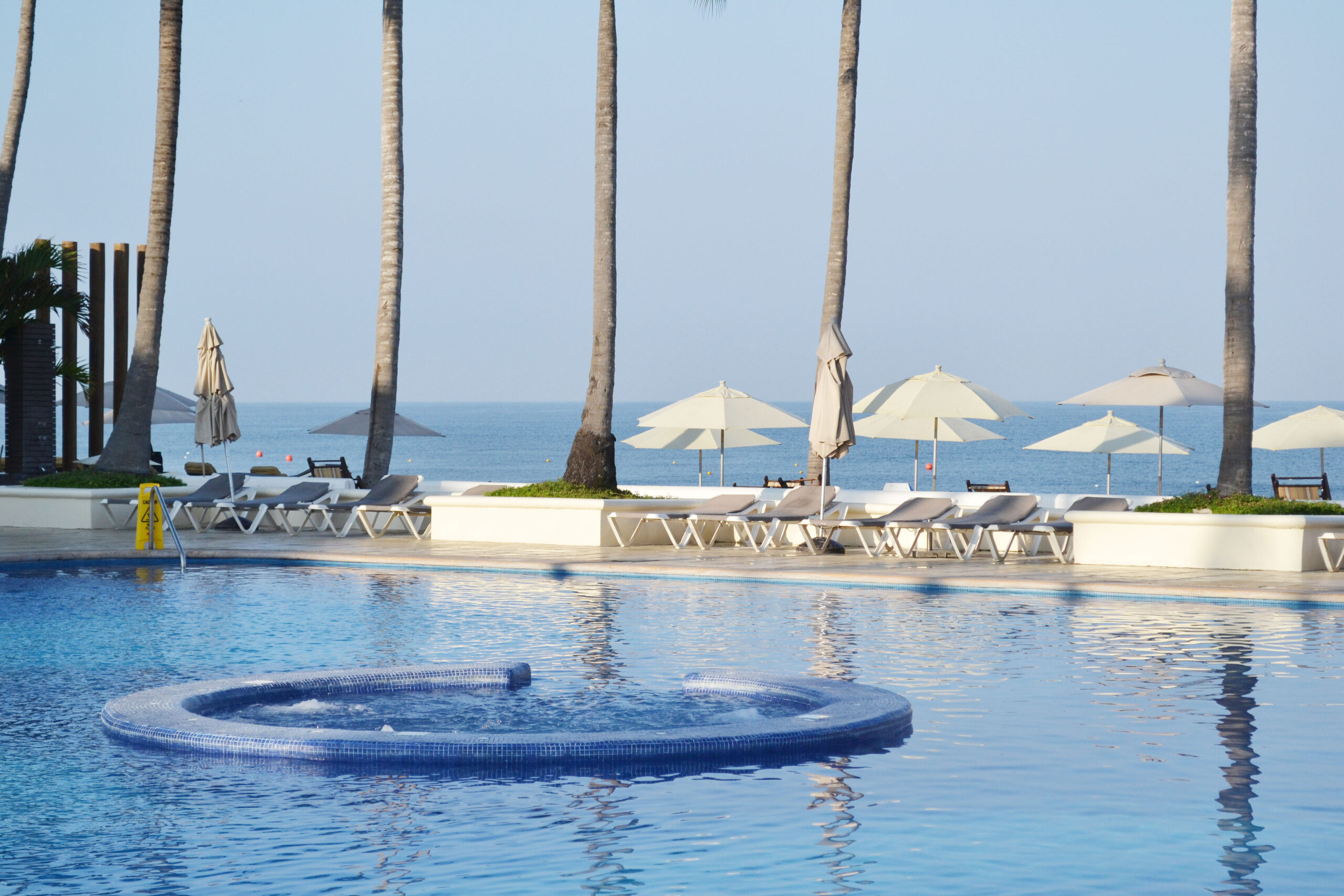 pool, marival, riviera nayarit, poolside,