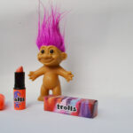 mac, mac cosmetics, good luck trolls, sushi kiss, trolls, review,