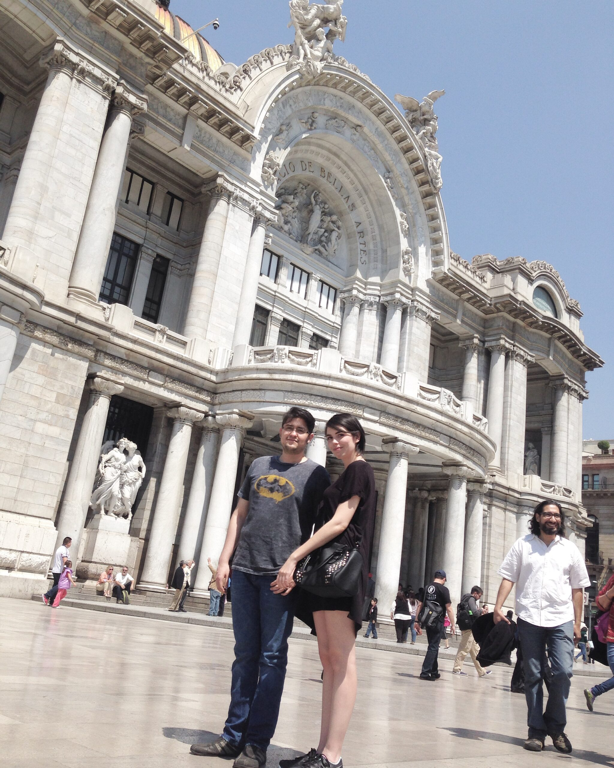mexico, travel, mexico city, bellas artes,