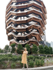 ny, hudson yards, the vessel, nyc, installation, instagrammable places, observation deck